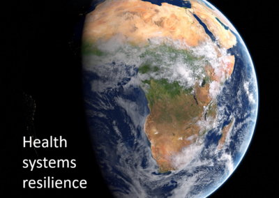 RISK ANALYSIS AND DOCUMENTATION OF MAJOR HEALTH EMERGENCIES AND FACTORS CONTRIBUTING TO HEALTH SYSTEMS RESILIENCE